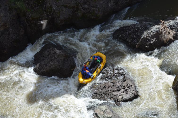 Owyhee Whitewater River Rafting Trips