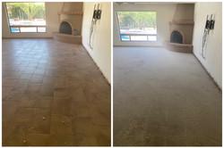 Ceramic Tile Floor Removal & Disposal in Ahwatukee, AZ