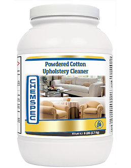 Powdered Cotton Upholstery Cleaner