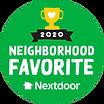 2020 Nextdoor Neighborhood Favorite.png