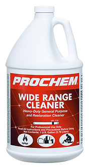 Wide Range Cleaner