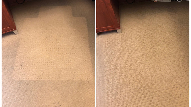 Professional Commercial Carpet Cleaning