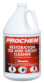 Restoration Tile and Grout Cleaner