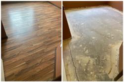 Vinyl Floor Removal & Disposal in Phoenix, AZ