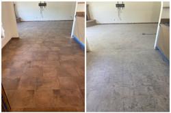 Porcelain Tile Floor Removal in Gilbert, AZ