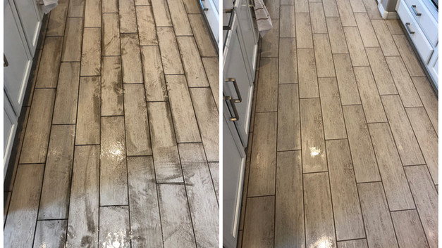 Residential Tile & Grout Cleaning Gilbert