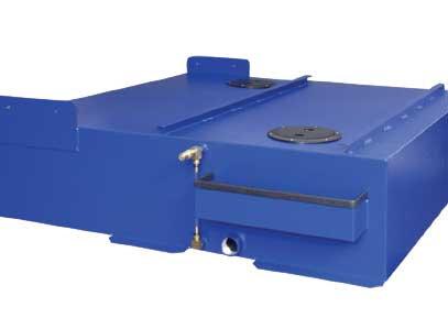 120 Gallon Horizontal Fresh Water Tank