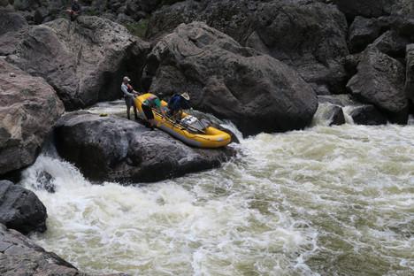 Owyhee, Jarbidge, Bruneau Whitewater River Rafting