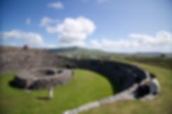 Ireland walking hiking tour