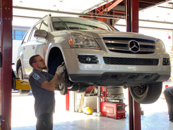 ASE Certified Mechanics at Cox Tire & Auto Service in Park City, UT