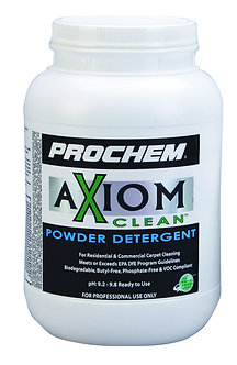 Axiom Clean Powder Detergent