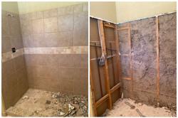 Tile Shower Demolotion & Disposal in Phoenix, AZ