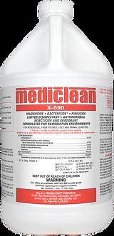 Mediclean X-590