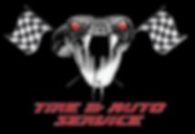 Cobra Tire & Auto Service Logo