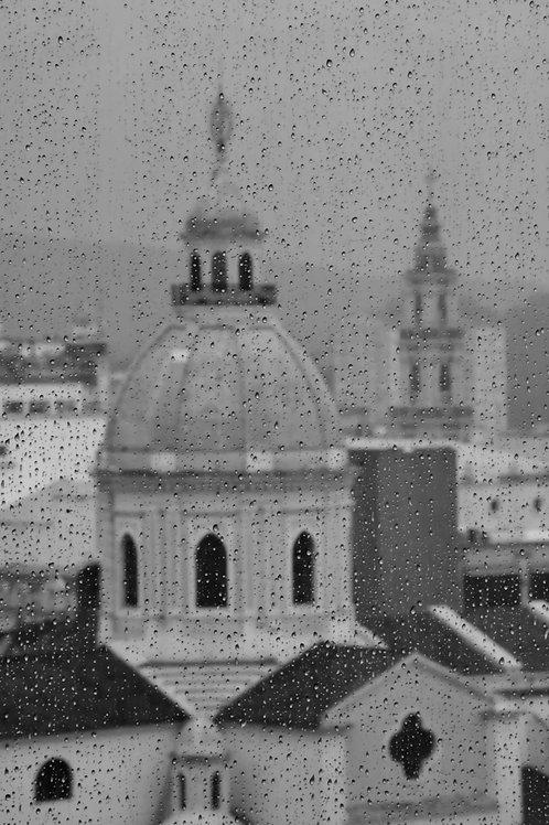 Cuadro Fotografía de Autor - Catedral Salteña Salta - Ed. Limitada