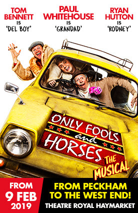 Only Fools and Horses The Musical time-lapse