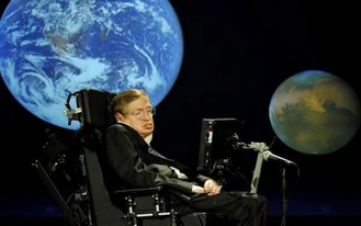 Stephen William Hawking 1942 - 2018