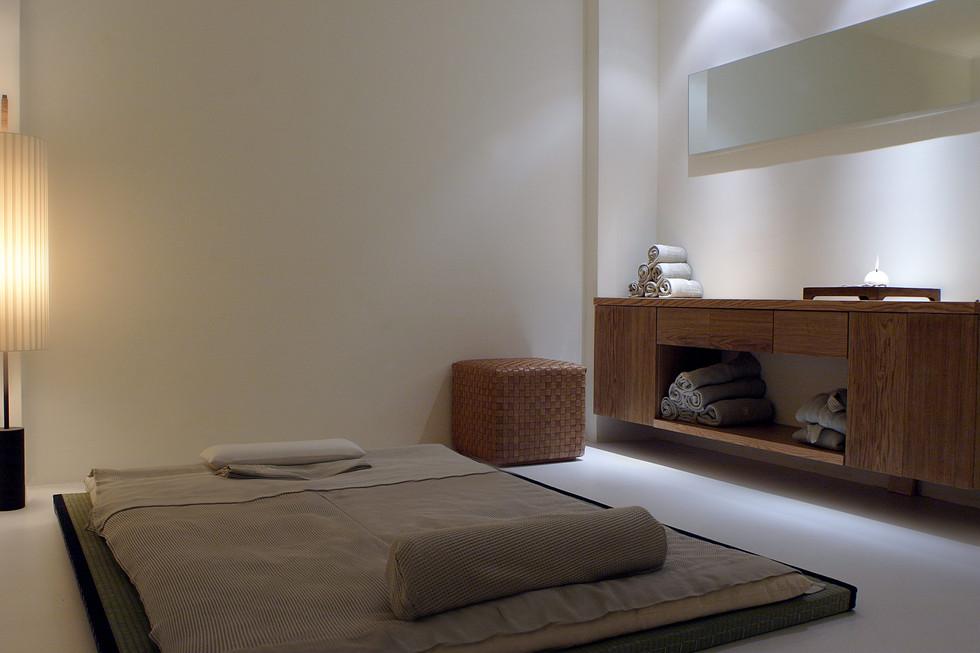 Shiatzu room