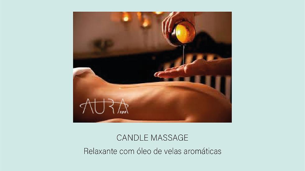 Candle Massage