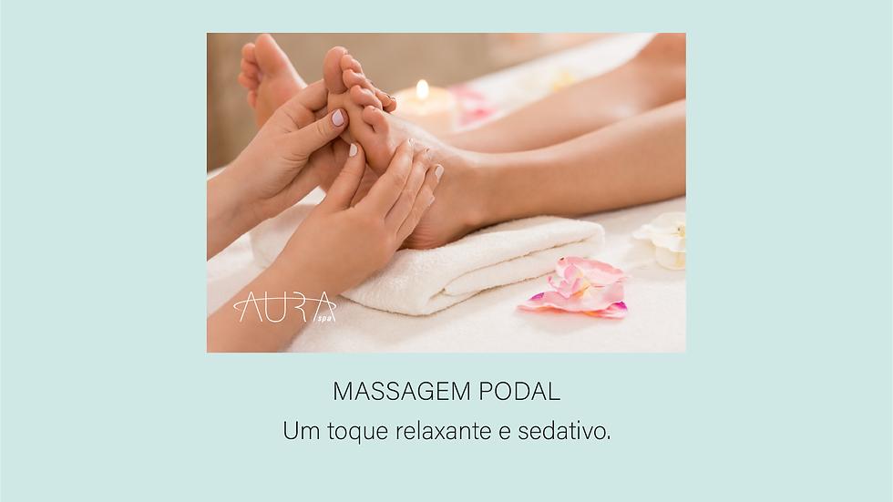 Massagem Podal