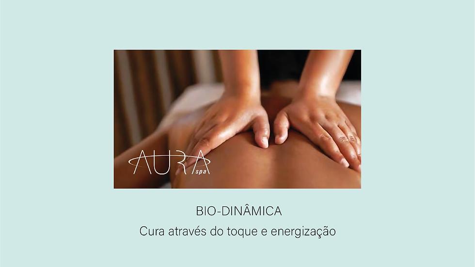 Massagem Biodinâmica