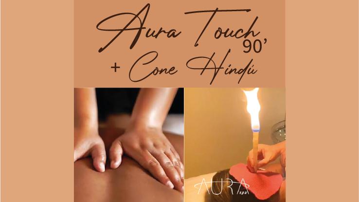 Aura Touch 90' + Cone Hindú