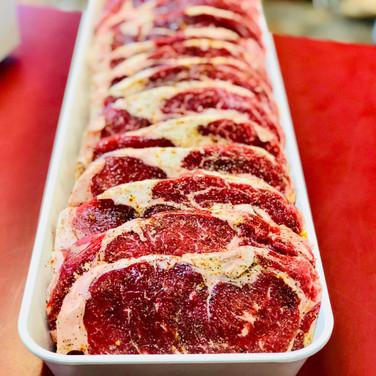 Rib Eye Steak (Choice)