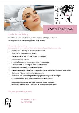 Folder Meta Therapie
