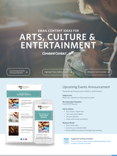 Arts, Culture, & Entertainment