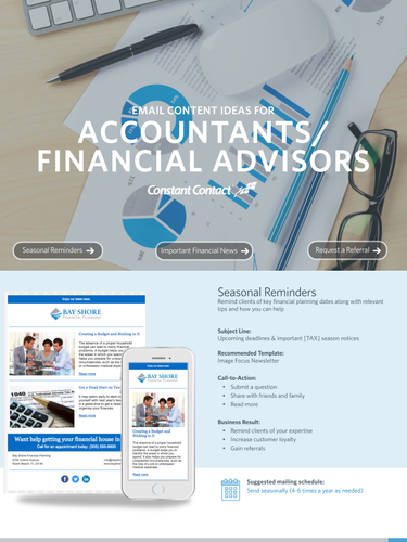 Accountants & Financial Advisors
