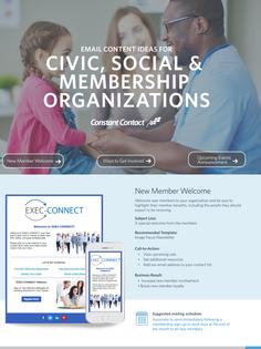 Civic, Social, & Membership Organizations