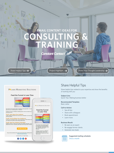 Consulting& Training