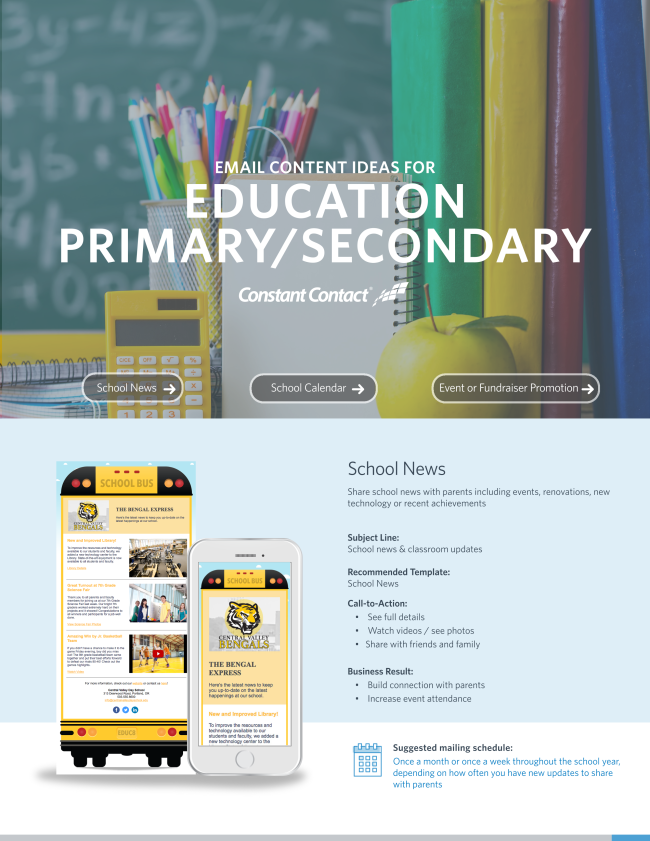 Education | Primary /Secondary