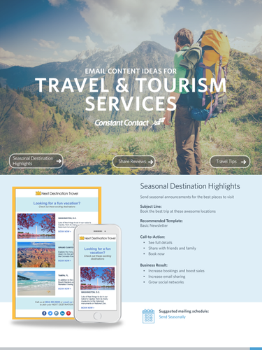 Travel & Tourism Services