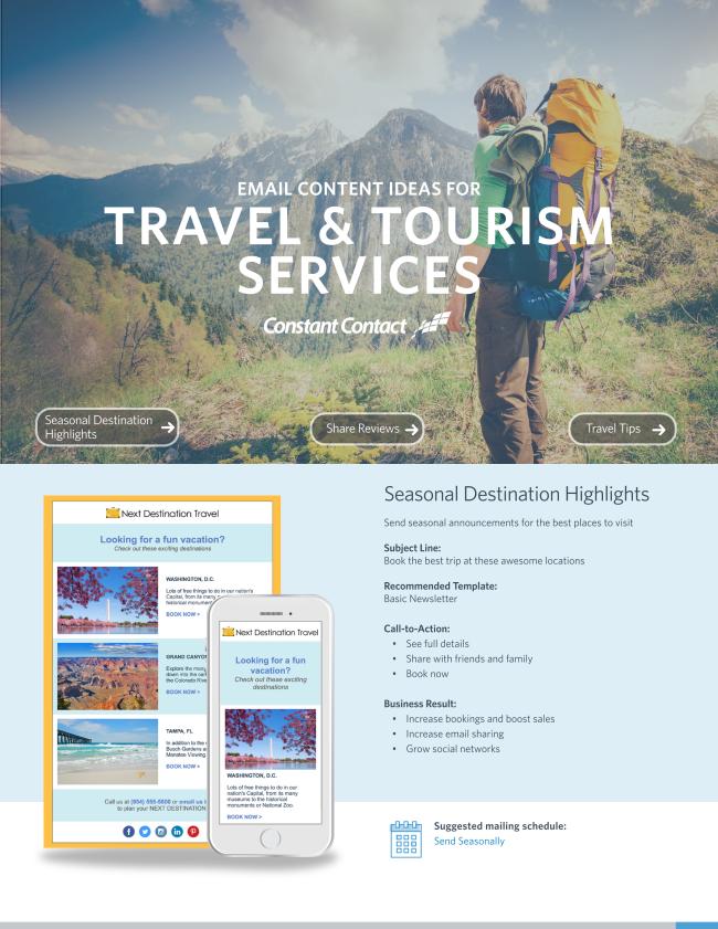 Travel & Tourism Services