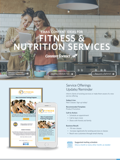 Fitness & Nutrtion Services