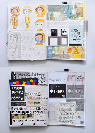 GFX Sketchbooks