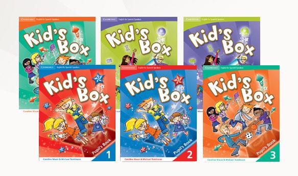 Kid's Box series