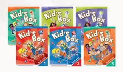 Kids Box series - CUP (2014)