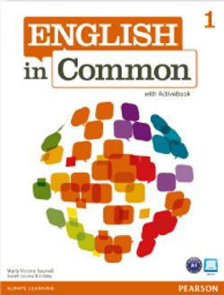 English in Common - Pearson (2011)