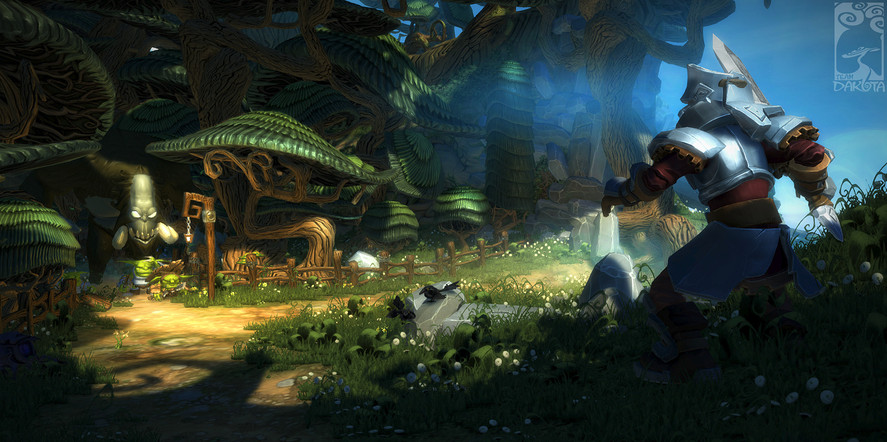 Project Spark Announce Screenshot