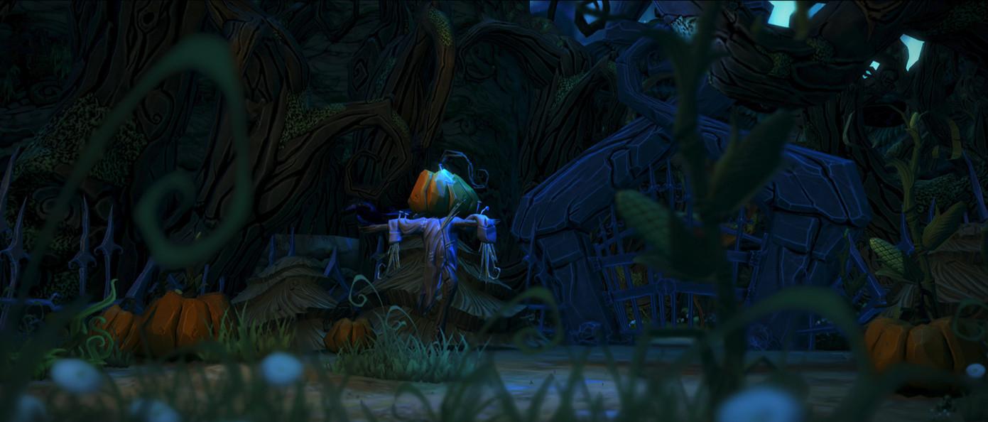 Halloween DLC content ScreenShot