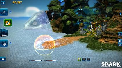 Editor Mode Screenshot
