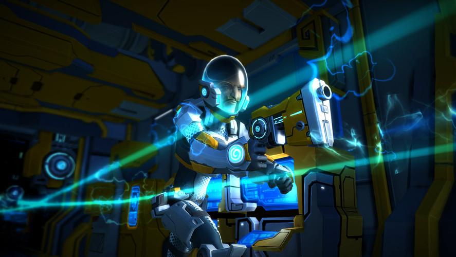 Sci Fi Content Screenshot