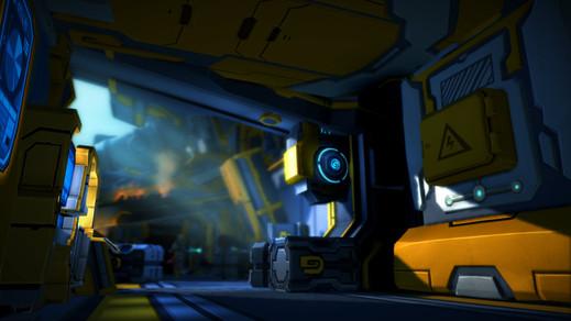 Sci Fi screenshot