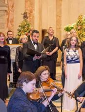 """God is Born"" Christmas Concert with the Toronto Sinfonietta under Matthew Jaskiewicz. (2017)"