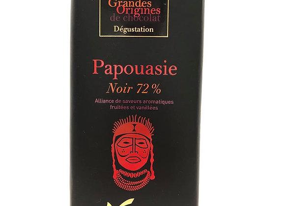 Noir Papouasie 72%