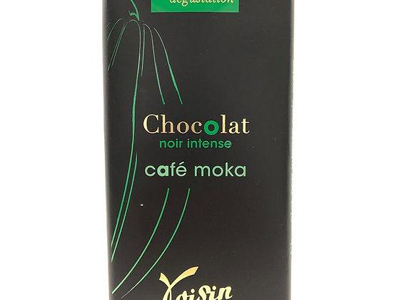 Tablette de chocolat - Noir Moka 54%