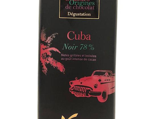 Noir Cuba 78%