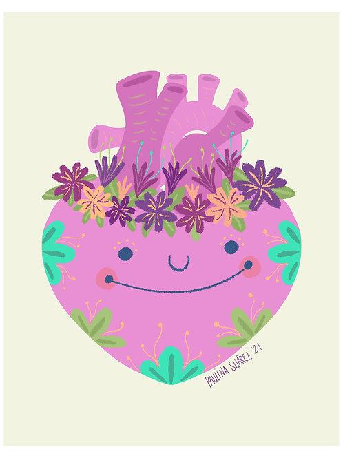 STRAWBERRY HEART DIGITAL DOWNLOAD